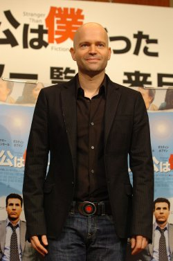 DIRECTOR FORSTER PROMOTES NEW MOVIE IN TOKYO