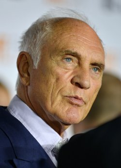 Terence Stamp attends 'Song For Marion' premiere at the Toronto International Film Festival