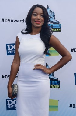 Keke Palmer arrives for the Do Something Awards in Santa Monica, California