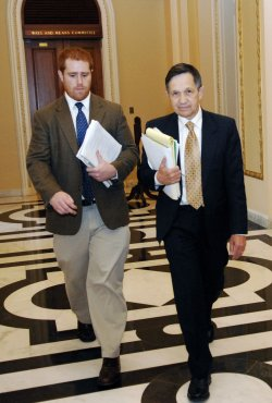Congress convenes to work on financial markets crisis on Capitol Hill in Washington