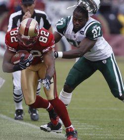San Francisco 49ers vs New York Jets