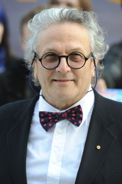 "George Miller attends the premiere of ""Happy Feet Two"" in London"