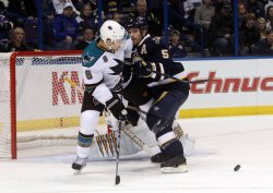 San Jose Sharks vs St. Louis Blues