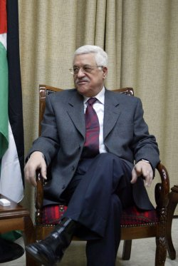 ABBAS MEETS WITH HAMAS