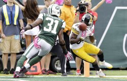 Pittsburgh Steelers vs. New York Jets
