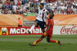 FIFA WORLD CUP 2006 IN GERMANY - GHANA - USA 2-1