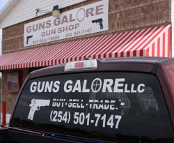Killeen gun shop where Maj. Nidal Malik Hasan bought his weapons