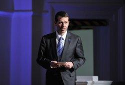 Plouffe speaks at fund-raiser in Chicago
