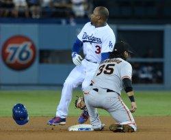 Los Angeels Dodgers vs. San Francisco Giants in Los Angeles