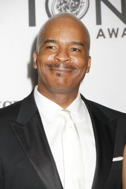 David Alan Grier arrives for the 2012 Tony Awards in New York