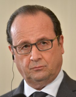 President Obama and French President Hollande hold a joint press Conference