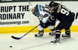 San Jose Sharks vs Dallas Stars NHL Playoffs