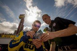 NASCAR Sprint Cup practice at Daytona