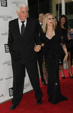 Barbra Streisand is honored at the 40th Annual Chaplin Award Gala in New York