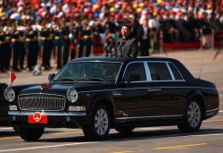 China holds military parade in Beijing
