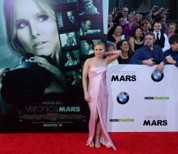 """""""Veronica Mars"""" premiere held in Los Angeles"""
