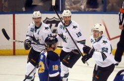 San Jose Sharks vs St. Louis Blues