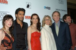 "Lindsay Sloane, Jay Ali, Ayelet Zurer, Diane Keaton, Kevin Kline and Mark Duplass attend the ""Darling Companion"" premiere in Los Angeles"
