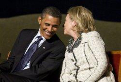 President Obama attends Holbrooke memorial service in Washington