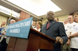 House Democrats hold a press conference on the Affordable Care Act in Washington