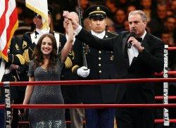 IBF/WBO Heavyweight Championship at Madison Square Garden in New York