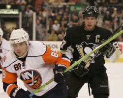 Pittsburgh Penguins vs New York Islanders