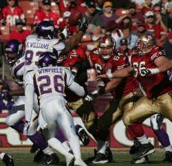 San Francisco 49ers vs Minnesota Vikings