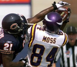 Minnesota Vikings at Chicago Bears