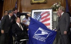 USPS Prints New Stamp