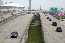 New Orleans starts to repopulate after Hurricane Gustav hit the area