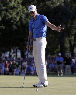 Matt Kuchar wins The Barclays at Ridgewood Country Club in New Jersey