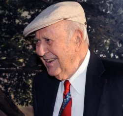 "Carl Reiner attends the premiere of ""Flipped"" in Los Angeles"