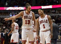 Cleveland Cavaliers vs. Chicago Bulls in Chicago