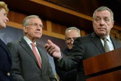 Democratic Senators in Washington, D.C.