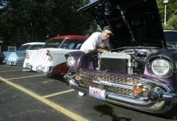 CHEVROLET NOMAD CONVENTION