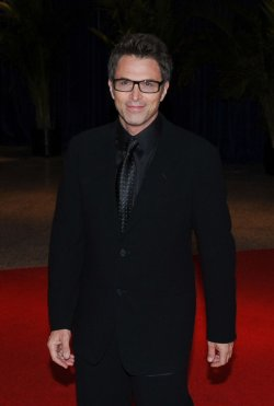 Actor Tim Daly arrives at the White House Correspondents Dinner in Washington