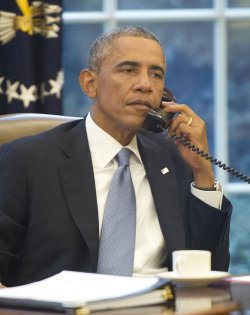 Obama Prepares for Speech to the Nation