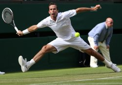 Day three of the 2014 Wimbledon Championships in London