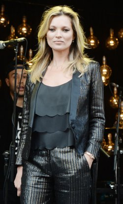 Kate Moss Collection Launch in London