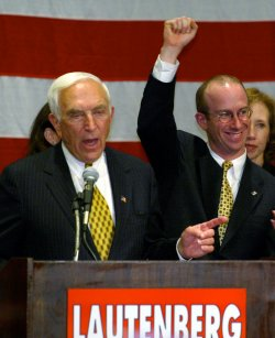 Lautenberg Wins New Jersey Senate Election