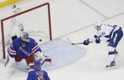 Stanley Cup Playoffs New York Rangers vs Tampa Bay Lightning
