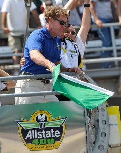 15th Annual Allstate 400 at the Brickyard in Indianapolis