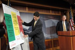 Obama releases 2010 budget in Washington