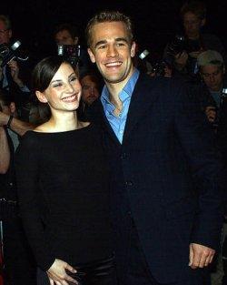 "James Van Der Beek film premiere ""The Rules of Attraction"""