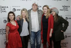 Chevy Chase at the 'Dog Years' Premiere in New York