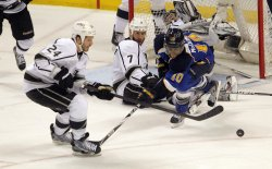 Stanley Cup Playoffs Los Angeles Kings vs St. Louis Blues