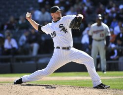 White Sox Crain delivers against Twins in Chicago