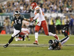 Kansas City Chiefs at Philadelphia Eagles NFL Football