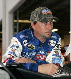 NASCAR Sprint Cup Practice at Daytona Beach Florida