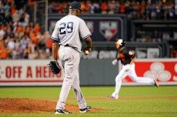 Machado Home Run in Baltimore, MD